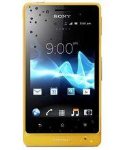 AKCE: Sony Xperia Go, žlutá + hodinky Sony SmartWatch ZDARMA