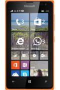 Microsoft Lumia 435 Dual SIM oranžová