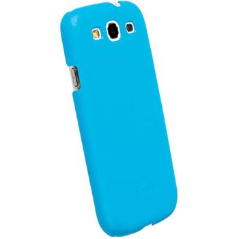 Krusell hard case - BioCover - Samsung i9300 Galaxy S III (světle modrá)