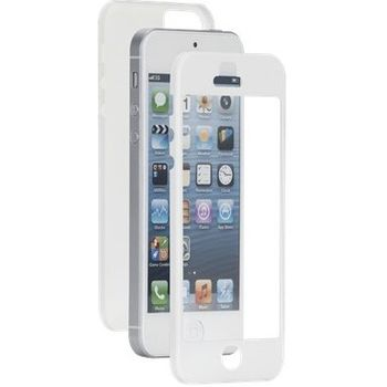 Case Mate pouzdro ZERO Case pro Apple iPhone 5/5S, bílá