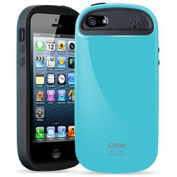iOttie Sprinkle - ochranné pouzdro pro iPhone 5 modré
