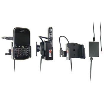 Brodit držák do auta pro BlackBerry Bold 9000 se skrytým nabíjením v palubní desce