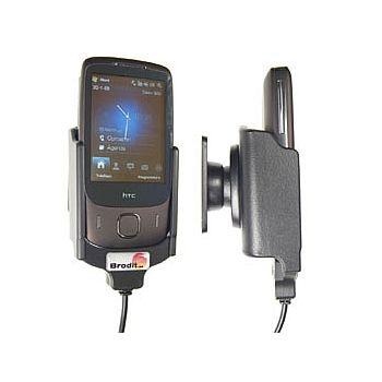 Brodit držák s adaptérem 3 v 1- HTC Touch 3G - kabel 3cm