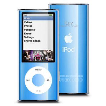 iLuv iCC305 plastový obal pro iPod nano 5 gen čirý