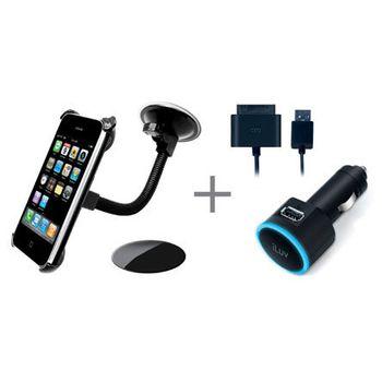 iLuv iCC781 sada do auta pro iPhone 3G/GS