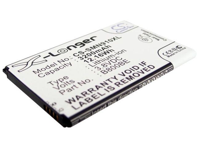 obsah balení Baterie pro Samsung Galaxy Note 3, 3200mAh li-ion + univerzální nabíječka baterií