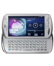 Sony Ericsson Xperia pro - stříbrná