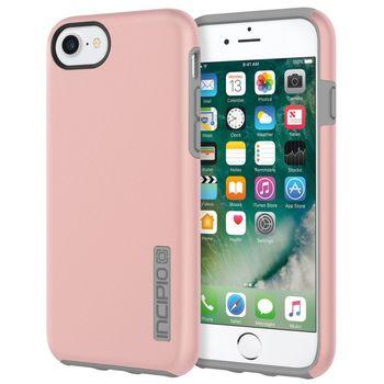 Incipio ochranný kryt DualPro Case pro Apple iPhone 7/6S/6, zlatá/šedá