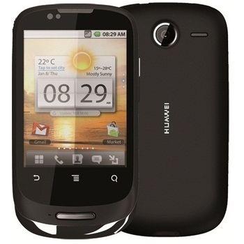 Huawei Ideos X1 Black - předváděcí zařízení, plná záruka