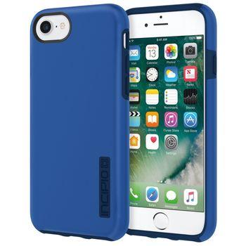 Incipio ochranný kryt DualPro Case pro Apple iPhone 7/6S/6, modrá