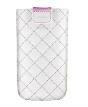 Nokia univerzální pouzdro CP-557 Quilted, White