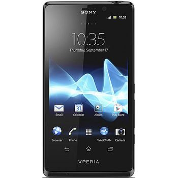 Sony Xperia T + Sony Android hodinky SmartWatch