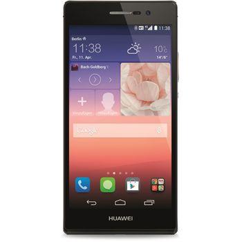 Huawei P7, černá