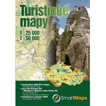 SmartMaps Locator: TM50 - 09 - Východní Čechy 1:50.000 (Windows Mobile/Win CE/Symbian/Android)