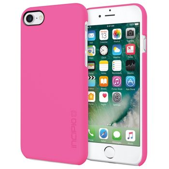 Incipio ochranný kryt Feather Case pro Apple iPhone 7, růžová