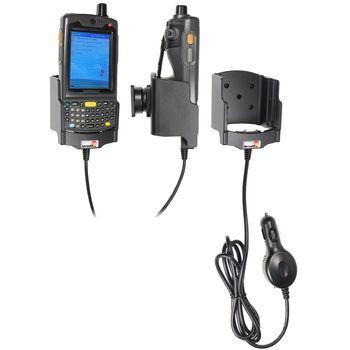 Brodit držák do auta na Motorola/Symbol MC70/MC75, s nabíjením z cig. zapalovače