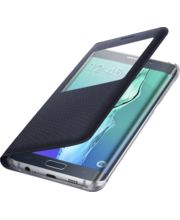 Samsung flipové pouzdro S View EF-CG928PB pro Galaxy S6 edge+ (G928), tmavě modré
