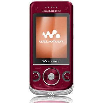 Sony Ericsson W760i Fancy Red