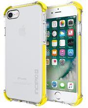 Incipio ochranný kryt [Sport Series] Reprieve Case pro Apple iPhone 7, průhledná/žlutá