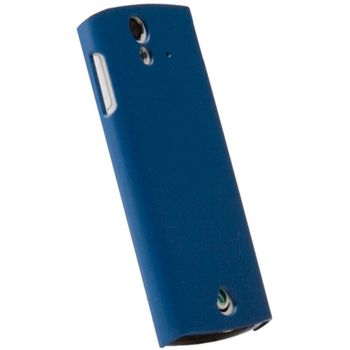 Krusell hard case - ColorCover - Sony Ericsson XPERIA Ray (modrá)