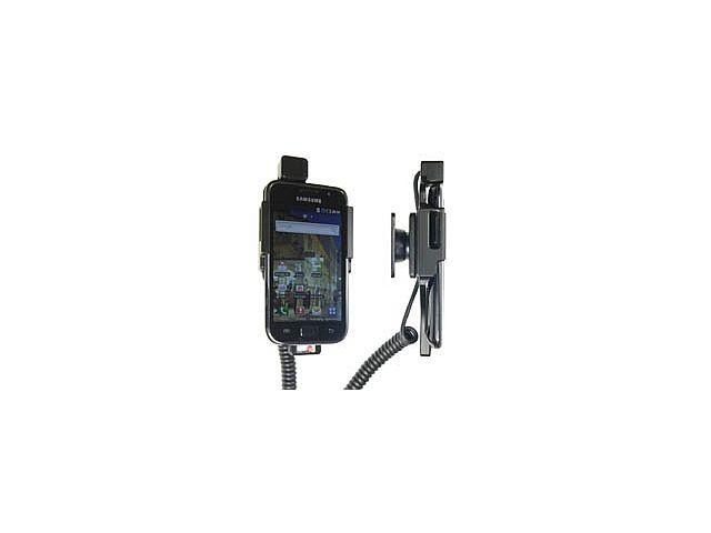 obsah balení Brodit držák s nabíjením CL 12/24V pro Samsung Galaxy S i9000 + Brodit ProClip pro montáž na palubní desku