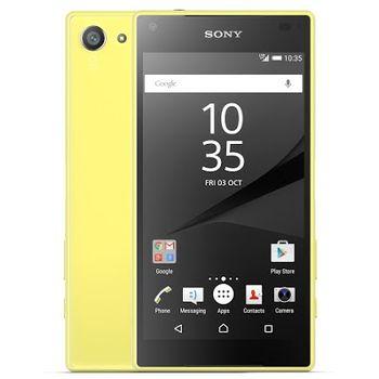 Sony Xperia Z5 Compact E5823, žlutý