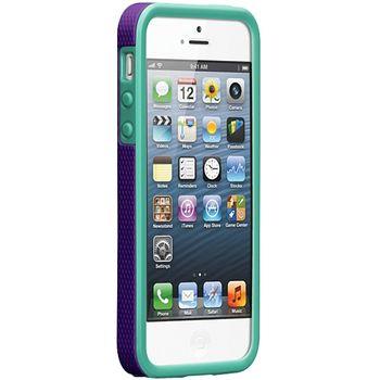 Case Mate Tough Protection Case pro Apple iPhone 5 Purple/Blue