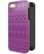 Kryt Leitz Retro Chic pro iPhone 5 fialový