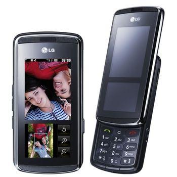 LG KF600 Silver