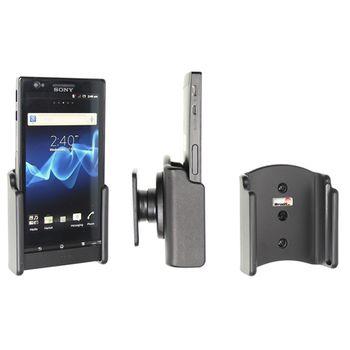 Brodit držák do auta na Sony Xperia P bez pouzdra, bez nabíjení