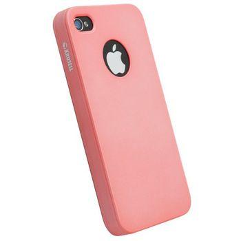 Krusell hard case - ColorCover - Apple iPhone 4/iPhone 4S (růžová)
