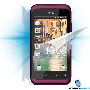 Fólie ScreenShield HTC Rhyme - celé tělo