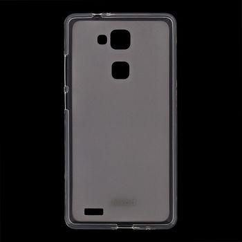 Jekod TPU silikonový kryt Huawei Mate M7, bílá