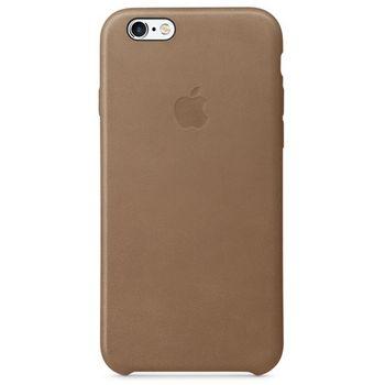 Apple kožené pouzdro pro iPhone 6s, hnědé