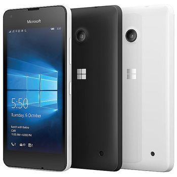 Microsoft Lumia 550 černá, rozbaleno, záruka 24 měsíců