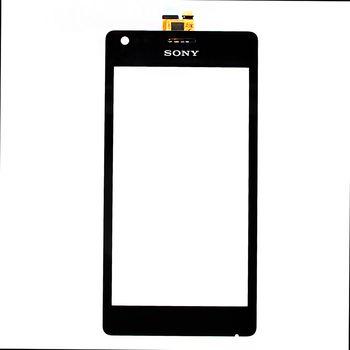 Náhradní díl dotyková deska pro Sony C1905 Xperia M, černá