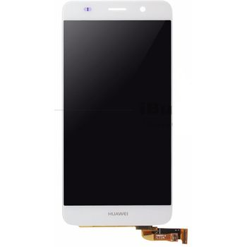 Náhradní díl Huawei Ascend Y6 LCD display + dotyková deska bílá