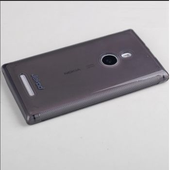 Jekod TPU silikonový kryt Nokia Lumia 620, černá