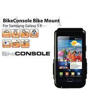 Držák BikeConsole na Samsung Galaxy S II  na kolo nebo motorku na řídítka