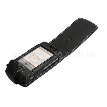 Pouzdro kožené Brando Flip Top - HTC P3650 Touch Cruise