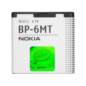 Nokia originální baterie BP-6MT pro Nokia N81, N81 8GB, N82, E51, 1050mAh