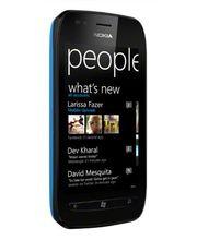 Nokia Lumia 710 Black/Cyan