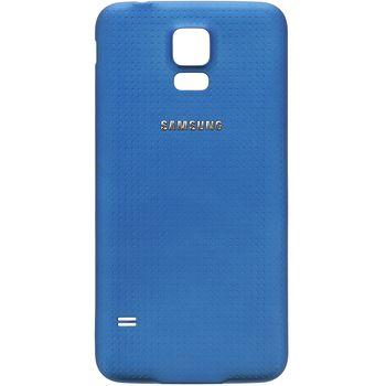 Náhradní díl kryt baterie pro Samsung G900 Galaxy S5, modrá