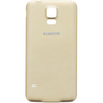 Náhradní díl kryt baterie pro Samsung G900 Galaxy S5, zlatá