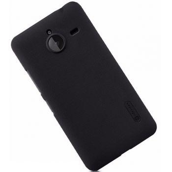Nillkin Super Frosted Zadní Kryt pro Nokia Lumia 640, černý