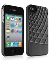 Belkin iPhone 4/4S ochranné pouzdro Meta 030, černé (F8Z864cwC01)