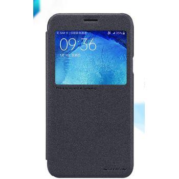 Nillkin Sparkle S-View Pouzdro pro Samsung J700 Galaxy J7, černé
