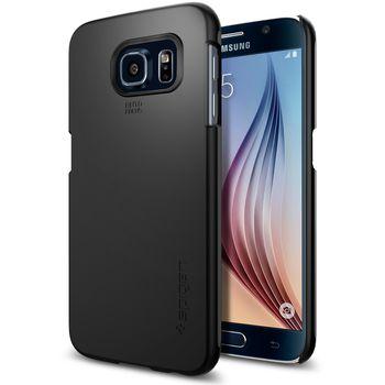 Spigen pouzdro Thin Fit pro Samsung Galaxy S6, černá