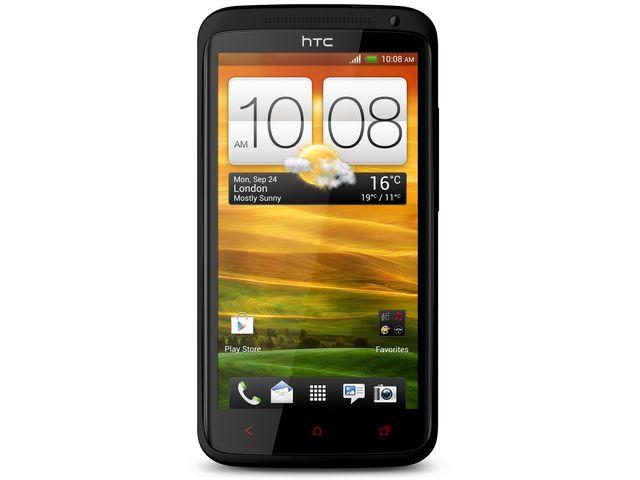 obsah balení HTC One X+ + držák bez nabíjení Brodit