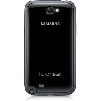 Samsung ochranné pouzdro EFC-1J9BB pro Galaxy Note II, černé